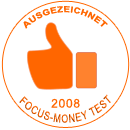 Focus Money - Top Steueberater 2008